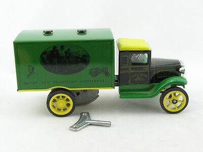 Blechspielzeug Hawkeye LKW Zirkus-Wohnmobil mit Uhrwerk von KOVAP 0595