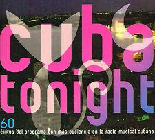 CD Album: Cuba Tonight: roots of cuban dance.envidia 3 cds. B2