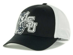 LSU Tigers Men/'s Top of the World NCAA T-Shirt Jock Flex Fit Hat Cap