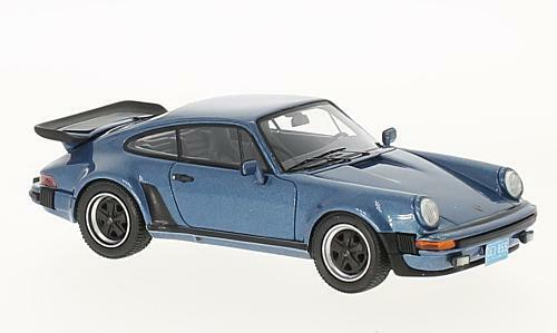 Porsche 911 (930) Turbo Usa 1985 Met.blu 1 43 Model NEO SCALE MODELS