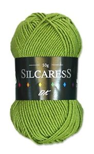 CYGNET-SILCARESS-DK-50g-Various-Colours-1