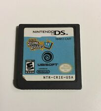 Rayman Raving Rabbids: TV Party DS DSi Authentic Cartridge Only US English