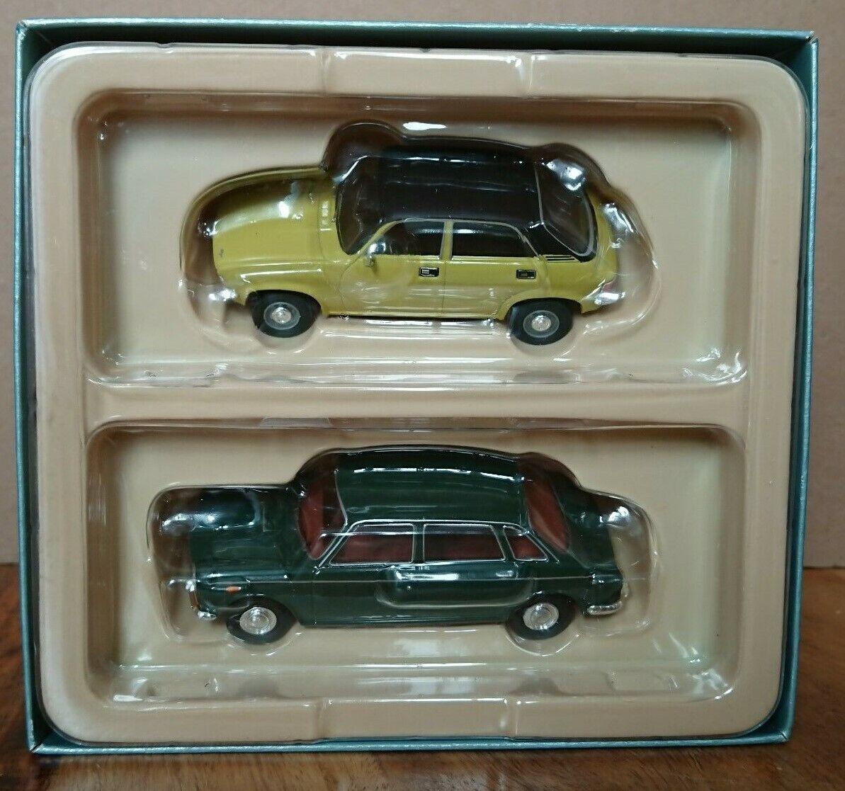 Corgi AU2002 Austin Centenary 2 car Diecast Set Ltd Edition No. 0001 of 2510
