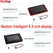 Nextion Intelligent 43 Inch Display Nx4827p043 011 Touch Screen Hmi Lcd Module