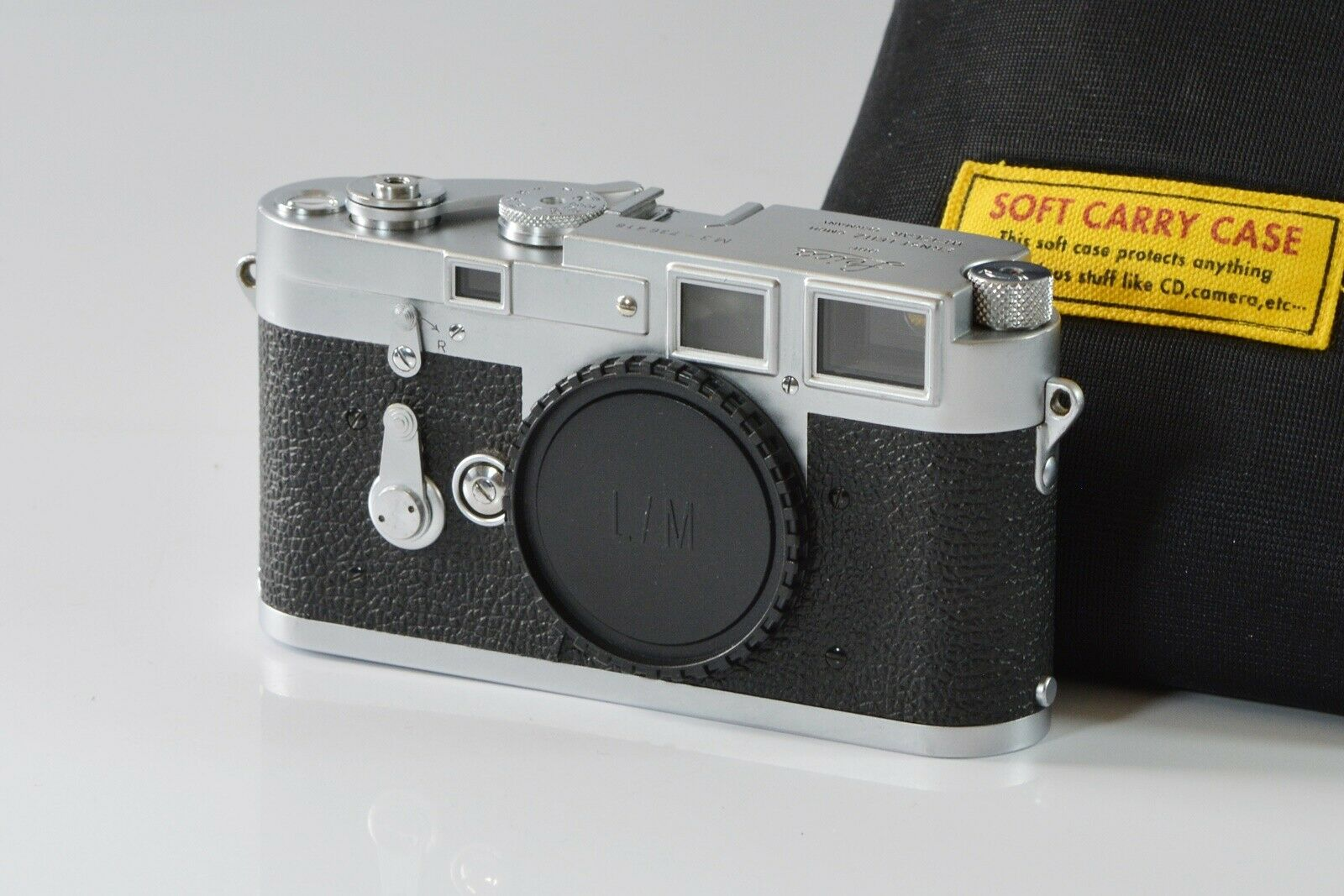 [Excellent+++++] Leica M3 Early 1955 Double Stroke DS Rangefinder from Japan 424