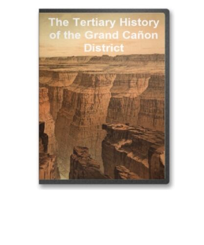 Atlas of the Tertiary History of the Grand Canyon CD B83