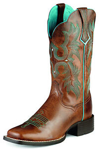 ARIAT-Womens-Tombstone-Sassy-Brown-10008017-New