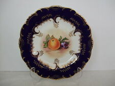 Mintons Cabinet Plate handpainted 1920s Signed A Machin