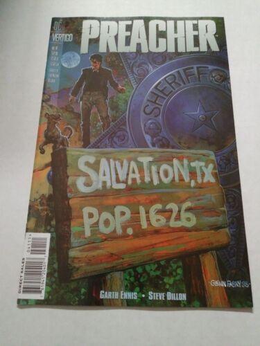 Preacher #38 June 1998 ENNIS DILLON Jun 98, Vertigo