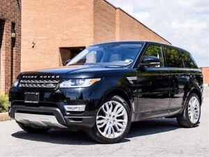 2017 Land Rover Range Rover Sport Diesel I Remote Start I 21's I Premium Pack