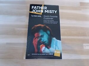 Father-John-Misty-God-039-s-Favorite-Customer-Plv-Promocion-Display