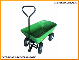 Carrello-Portatutto-Acciaio-Vigor-4-Ruote-Argo