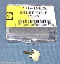 TURNTABLE STYLUS NEEDLE for SHURE RXT5 SHURE RXP3 SHURE RXT6 4776-DE 776-DEX