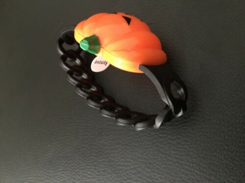 Halloween Wristband With Flashing Lights Bracelets For Kids /& Adults Party