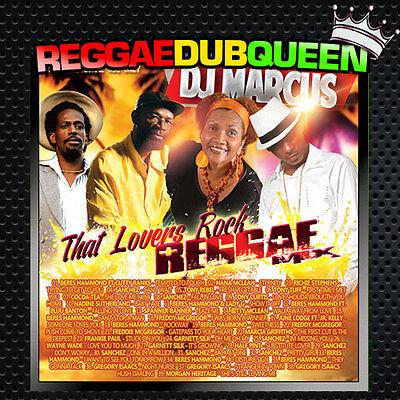 DJ Marcus - That Lovers Rock Reggae Mixtape  Mix CD  | eBay