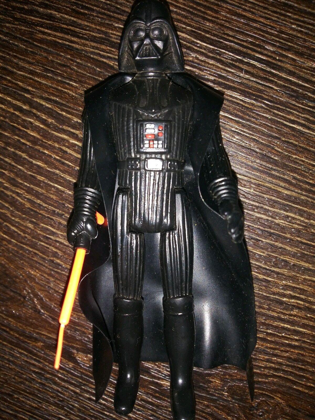 Vintage Star Wars Darth Vader Complete 1977 Hong Kong mint