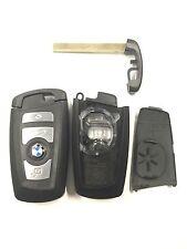 COVER CHIAVE TELECOMANDO GUSCIO BMW SERIE 5 SERIE 6 X5   NEW MODEL 2012
