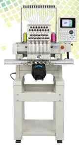 tajima 15 needle embroidery machine