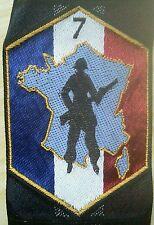 Patch armée militaire soldat gendarme police écusson attentat badge abzeichen
