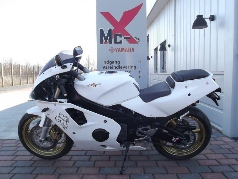 Kawasaki, ZXR 400, ccm