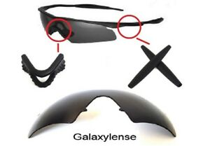 4d6a5a6a3335 Galaxy Replacement Lenses + Rubber Kits For Oakley M Frame Hybrid ...