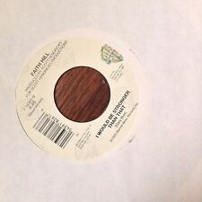 Faith Hill-I would be Stronger Than That-Piece Of My Heart  unplayed 45rpm