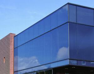 r fl chissant bleu 20 solaire miroir 1 teinture fen tre film teinte alt stores ebay. Black Bedroom Furniture Sets. Home Design Ideas