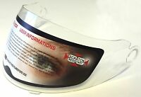 Replacement Shield For Typhoon Helmets Ym920 Modular Helmet - Clear