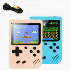 Video Games Handheld Console Gameboy Built-in 800in1 Classic Games AV TV Output