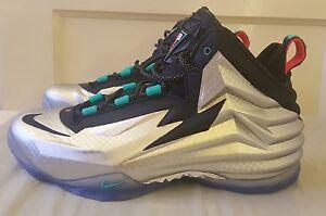 8e0e510f83a NEW Nike Chuck Posite Men s Shoes Metallic Silver Black 684758-001 ...