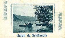 * Saluti da Schifanoia ( Comune di Narni - TR ) * Viaggiata Anno 1940