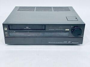 Vintage Pro Panasonic gx4 ag-1950 VHS Editing Videorecorder