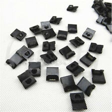 100pcs Clips Hanger Fix Hanging Back Board For Picture Photo Frame