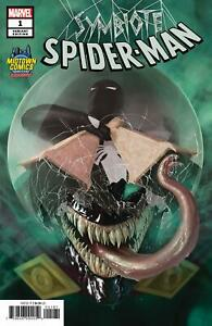 SYMBIOTE-SPIDER-MAN-1-RAHZZAH-EXCLUSIVE-VARIANT-NM-VENOM-MYSTERIO-MARVEL-COMICS