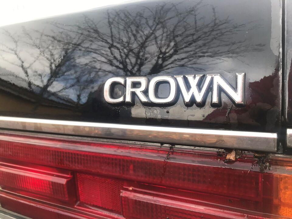 Toyota Crown, Benzin, 1982
