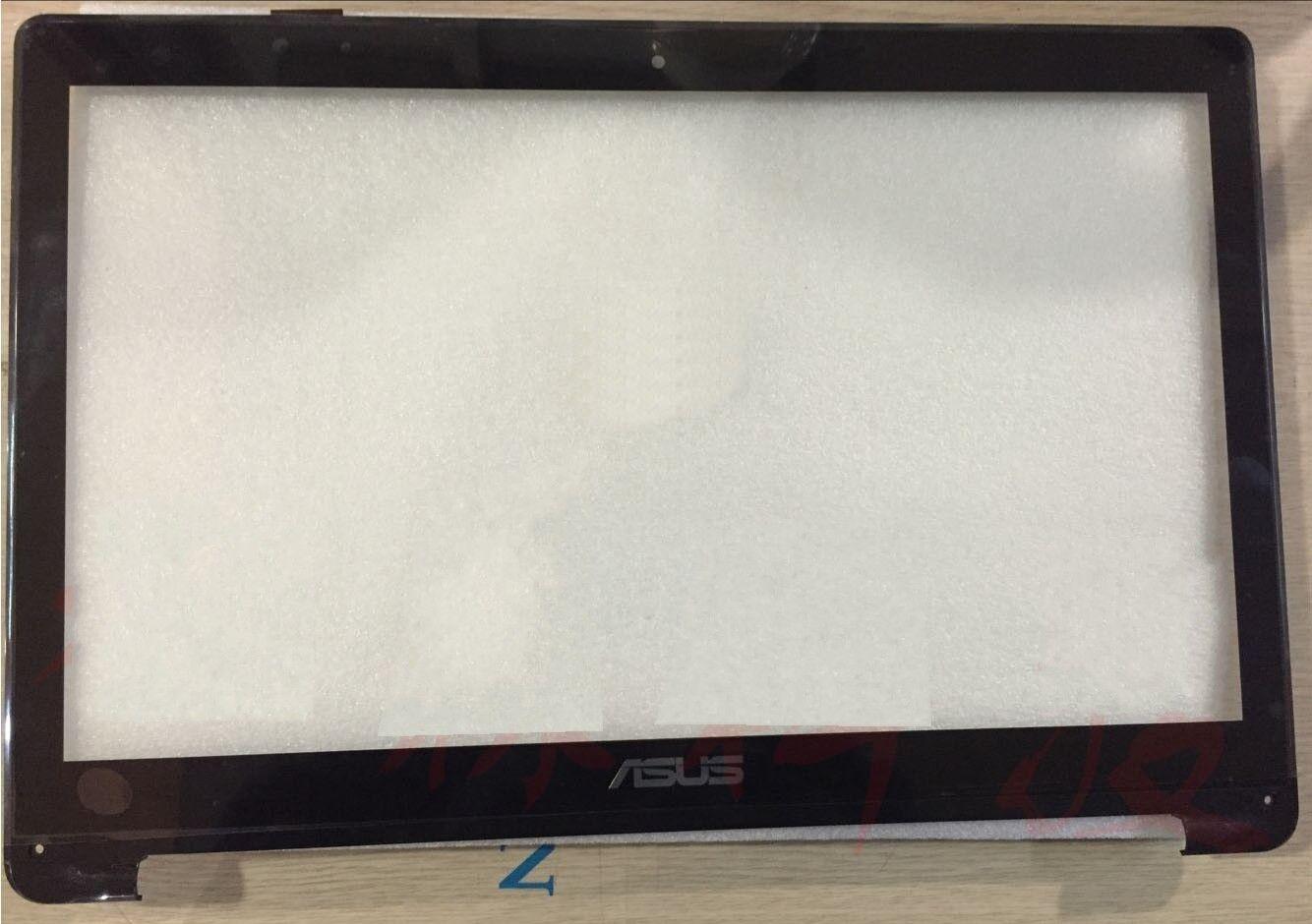 JYLTK New Genuine 11.6 HD LCD Screen Display Bezel Frame Touch Digitizer Glass Touch Control Board Assembly Fit HP Pavilion X360 11-ad026TU 11-ad027TU 11-ad028TU 11-ad029TU 11-ad030TU