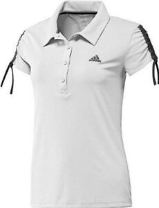 ed361271d554a Adidas Girls Response Tennis Polo Shirt Top Tr Pro Climacool Size ...