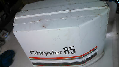 72 73 74 75 76 Evinrude OMC Outboard 20 25 30 35 Hp Cowling Hood Cap Cowl Cover