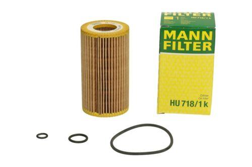 Ölfilter HU 718//1 k MANN-FILTER