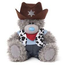 "Me to You 10"" Limited Edition Cowboy Plush Bear Tatty Teddy Boxed"