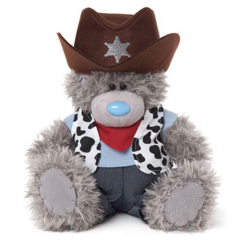 "Me to You 10/"" Limited Edition Cowboy Plush Bear Tatty Teddy Boxed"
