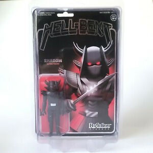 Super7 Healymade ReAction Hell Bent Shadow Action Figure - SDCC 2020 In Case