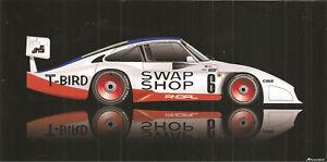 Porsche 935 Turbo T-bird ,winner Daytona 24h race 1983, Wollek,Foyt,Henn,Ballot- - Ludwigsburg, Deutschland - Porsche 935 Turbo T-bird ,winner Daytona 24h race 1983, Wollek,Foyt,Henn,Ballot- - Ludwigsburg, Deutschland