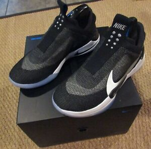 online retailer 1b3c0 7e8da Image is loading Nike-Air-Hyper-Adapt-BB-Basketball-Shoes-Self-