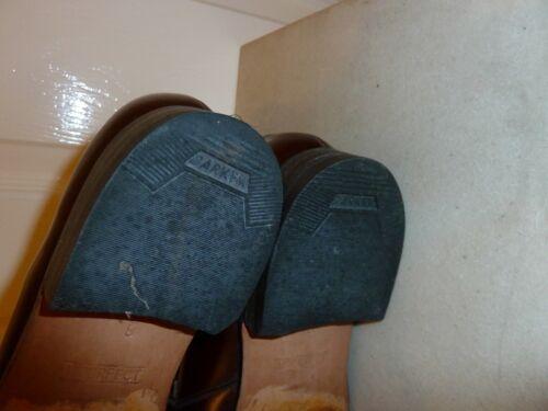 On Slip Barker marrone Shoes in Qualità pelle 8 Size E qTgwxCqUpX