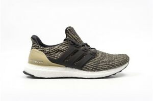 c54e64780d7 NEW Adidas Ultra Boost 4.0 Dark Mocha Trace Khaki Raw Gold BB6170 ...