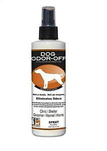 Dog Odor-Off Spray, 8 oz.
