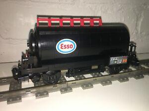 Lego-Custom-9-V-TRAIN-Esso-Wagon-citerne-8-in-environ-20-32-cm-long