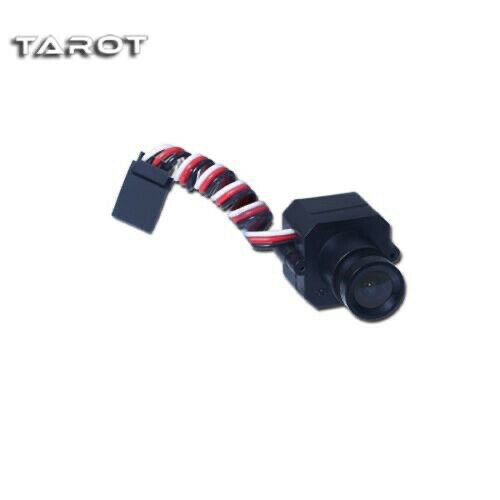 Tarot 12V 600TVL 120° 2.8mm FPV Camera TL300M For RC Quadcopters