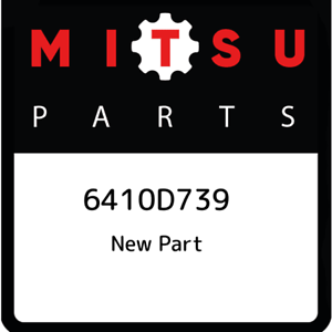 6410D739-Mitsubishi-Facerr-bumper-6410D739-New-Genuine-OEM-Part